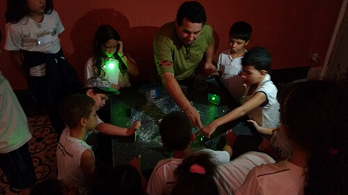 Ciência, cotidiano e prática Ecobé